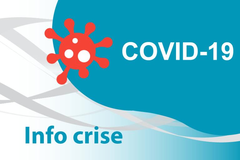 Info crise covid-19